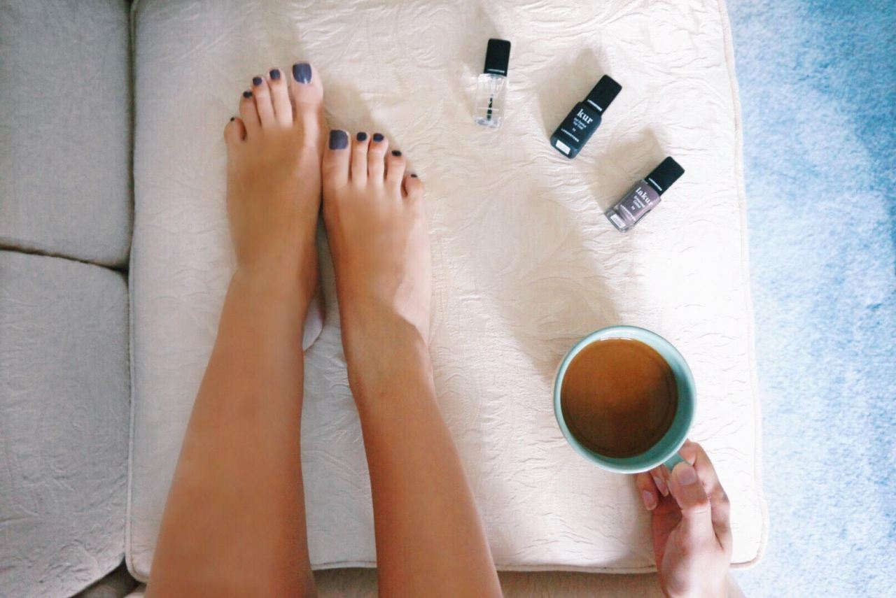 Nail Polish For Dark Skin Feet Best Nail 2017